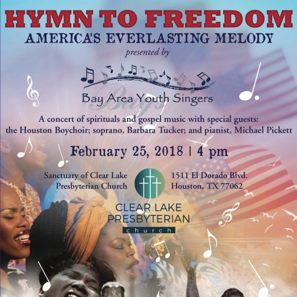 Hymn to Freedom